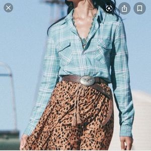 🌵 HP🌵Spell and the Gypsy cowgirl gypsy plaid top